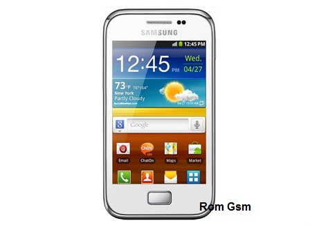 Firmware Download Samsung Galaxy Ace Plus GT-S7500