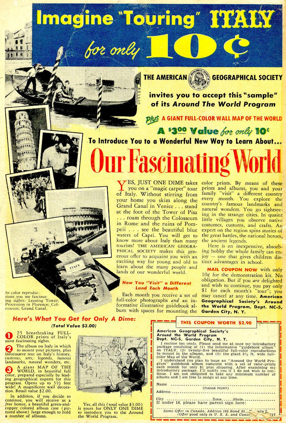 Strange Adventures (1950) issue 92 - Page 36