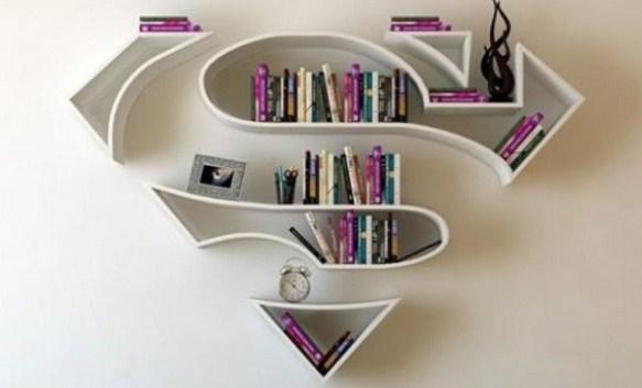 Lima Desain Rak Buku Yang Mungkin Bisa Anda Gunakan di Rumah