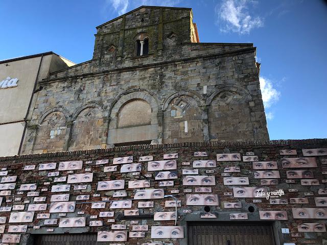 Iglesia en Peccioli