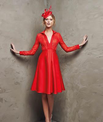 vestidos cortos y elegantes 2017