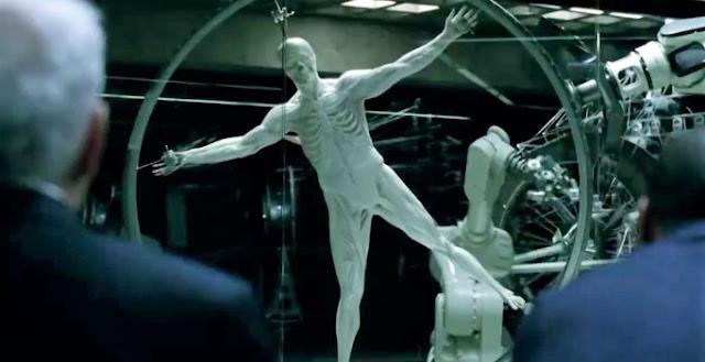 Creación de robots en 'Westworld'