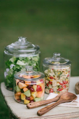 Picnic Food Storage