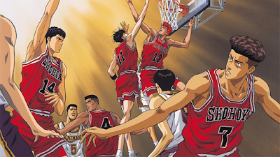 Slam Dunk [+Ovas] [101/101] [MEGA] [Mp4-Mkv] [Latino]