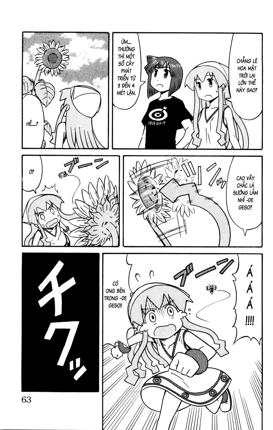 Shinryaku! Ika Musume Chap 141 - Truyen.Chap.VN