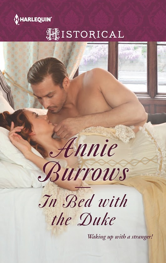 Harlequin Historical Authors: Goodreads Giveway for In Bed With the Duke