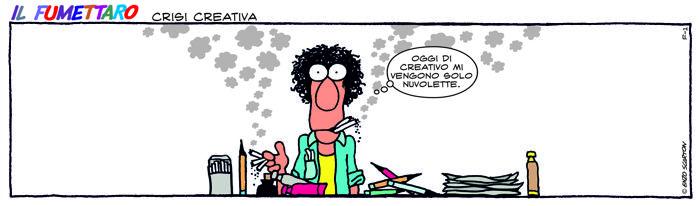 Il fumettaro di Enzo Scarton