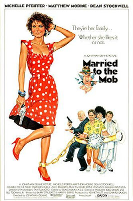 Married to the Mob Poster