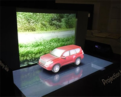 holographic-display