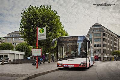 Solaris Urbino 12 electric, HOCHBAHN
