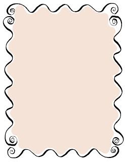 frame border decorative hand drawn drawing sketch digital image