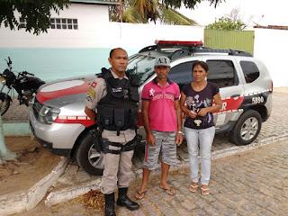 Polícia de São Vicente do Seridó evita que agricultores caia no golpe do falso sequestro
