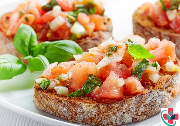 Fresh Tomato Bruschetta!