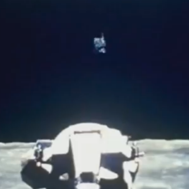 Relatively new Apollo Moon Mission UFO found only 6 years ago.