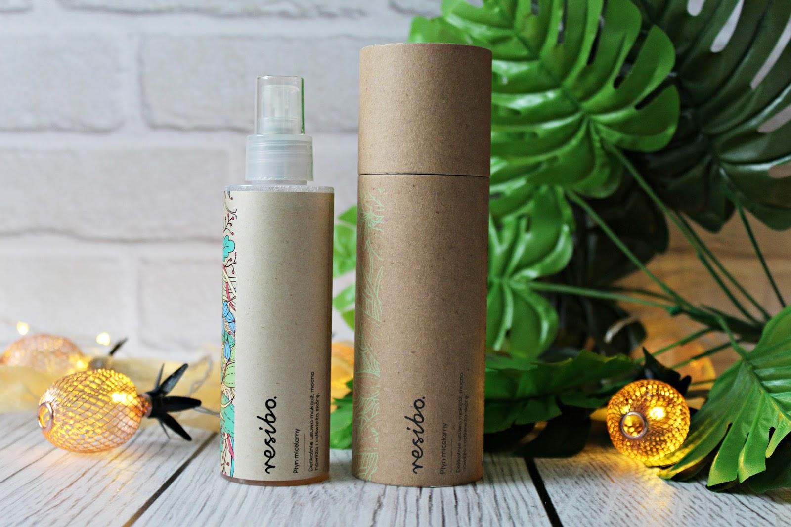 Płyn micelarny RESIBO - Naturalne zdrowe kosmetyki