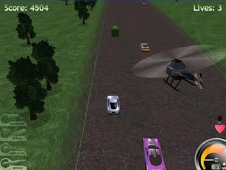 Highway pursuit 1. 1   games center.