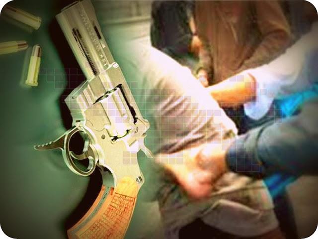 Pistol Bripda Lukman Layan Dirampas Massa di Dekai