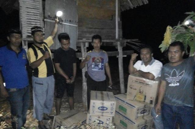 Polisi Bekuk 3 Pelaku, Pembobolan Kantor, Desa, Buki Timur