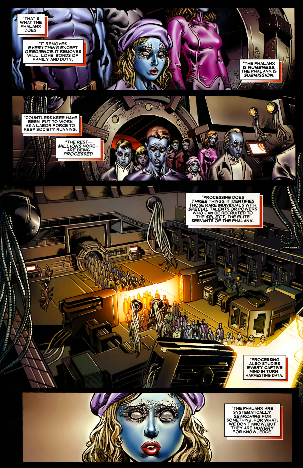Read online Annihilation: Conquest comic -  Issue #1 - 7