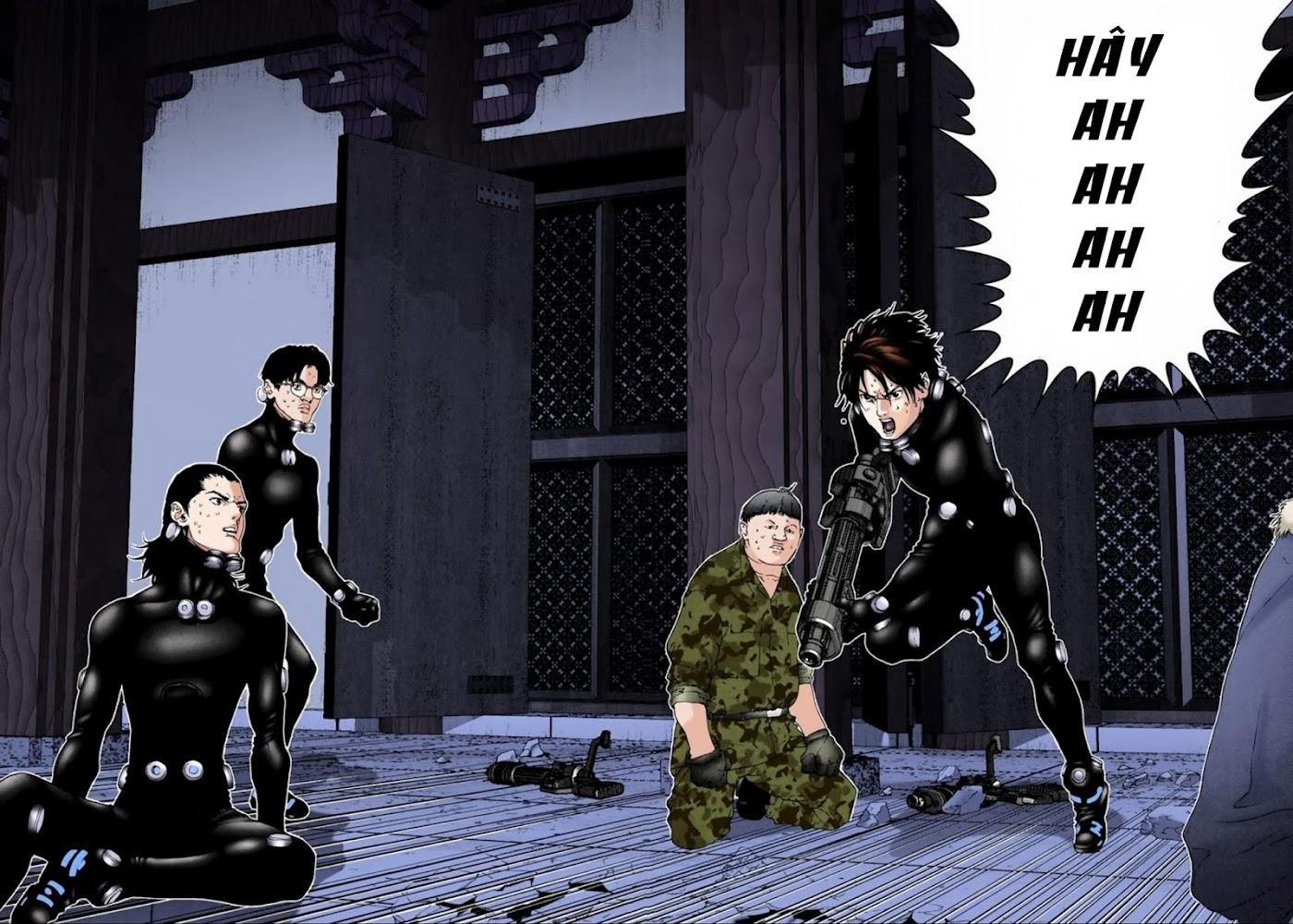 Gantz Chap 64: Chiến đấu trang 10
