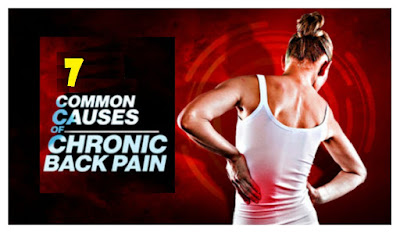7 Couses of Chronic Back Pain