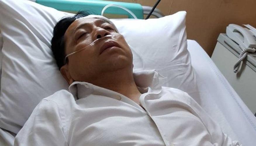 Setya Novanto dirawat