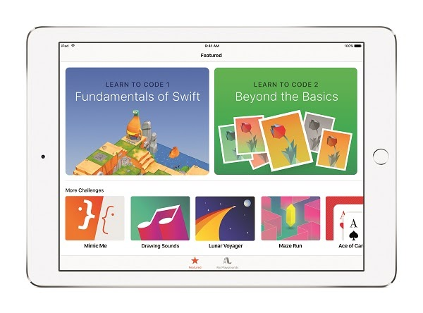 WWDC 2016: Apple launches Swift Playgrounds app for iPad