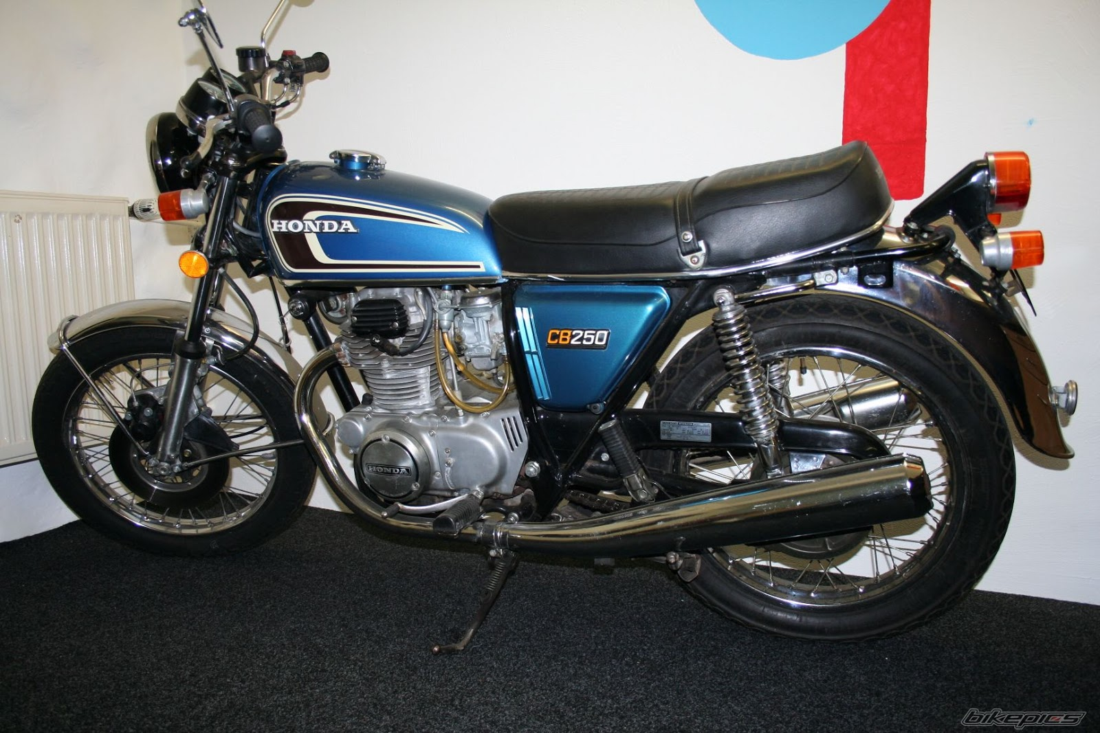 Koleksi Foto Berbagai Motor Klasik Se Indonesia Koleksi Foto Cb Hits