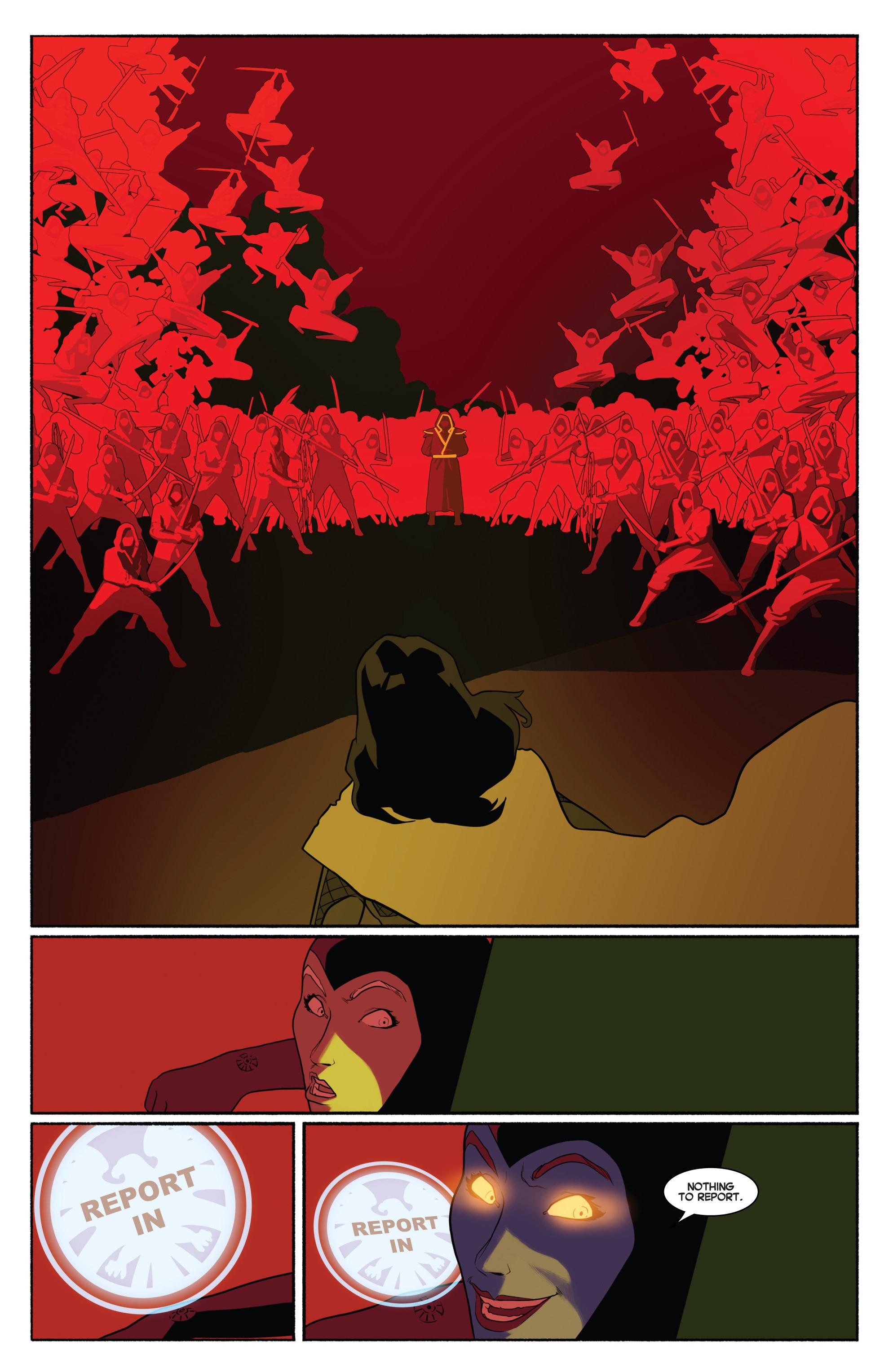 Read online Uncanny X-Men (2013) comic -  Issue # _TPB 2 - Broken - 108