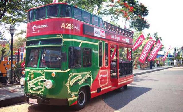 Bus Tingkat Domapan