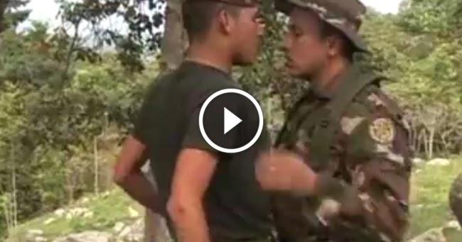 militar gay putas mas guapas