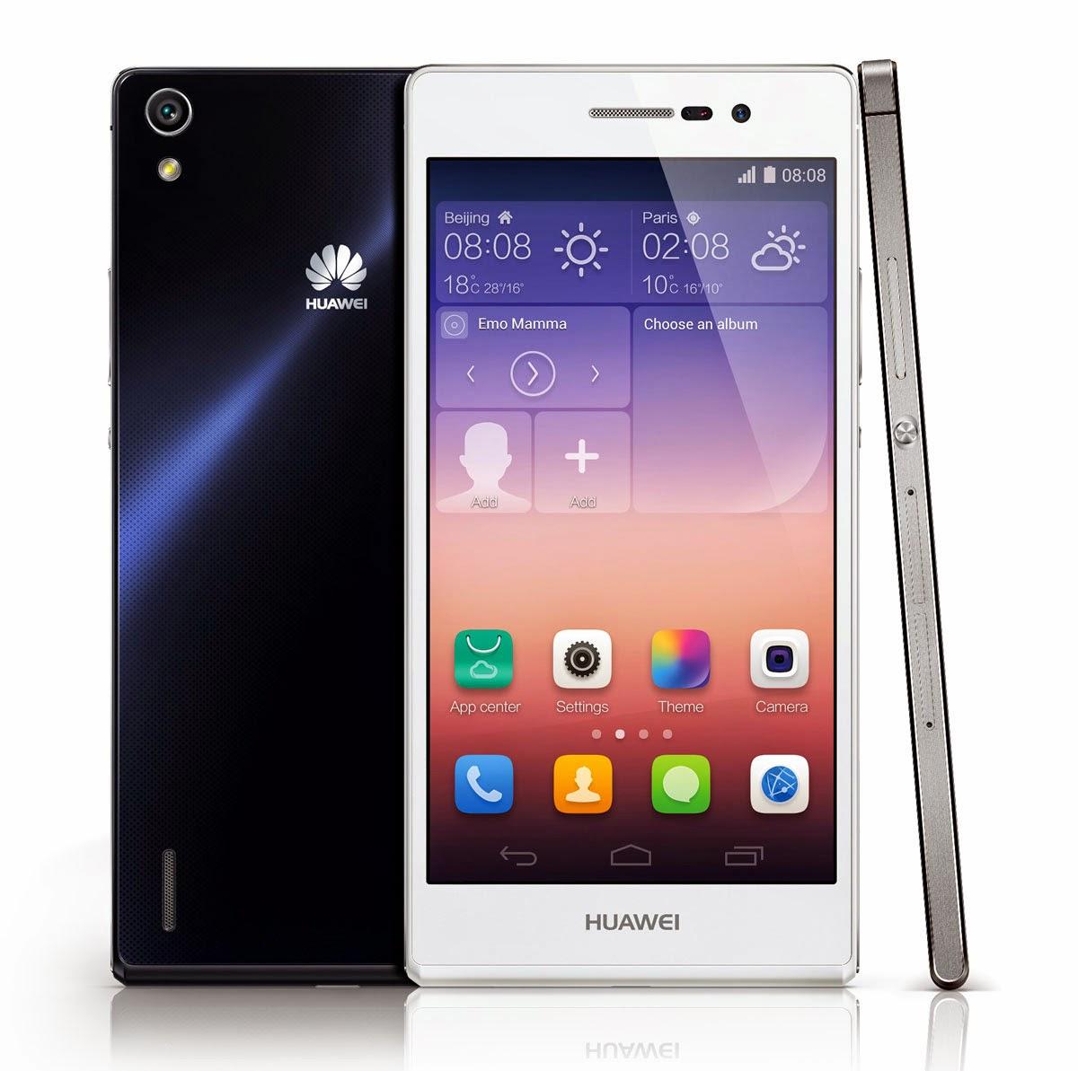 Especificaciones completas del Huawei Ascend P7. Móviles,teléfonos móviles, smartphones, Android, Huawei, GSM, HSDPA, LTE, características técnicas, manual del usuario, aplicaciones, imágenes, precio, información, datos, opiniones, crítica, comentarios