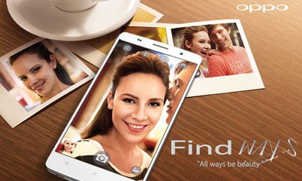 Oppo Find Way S