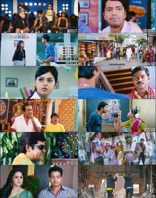 Brother Of Bommali 2014 HDRip 720p 480p Dual Audio Hindi Telugu Full Movie Download