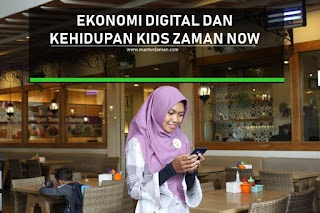 Seberapa Dekat Jarak Ekonomi Digital dengan Denyut Nadi Kehidupan Generasi Milenial?
