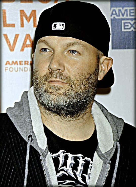 fred durst creating a one