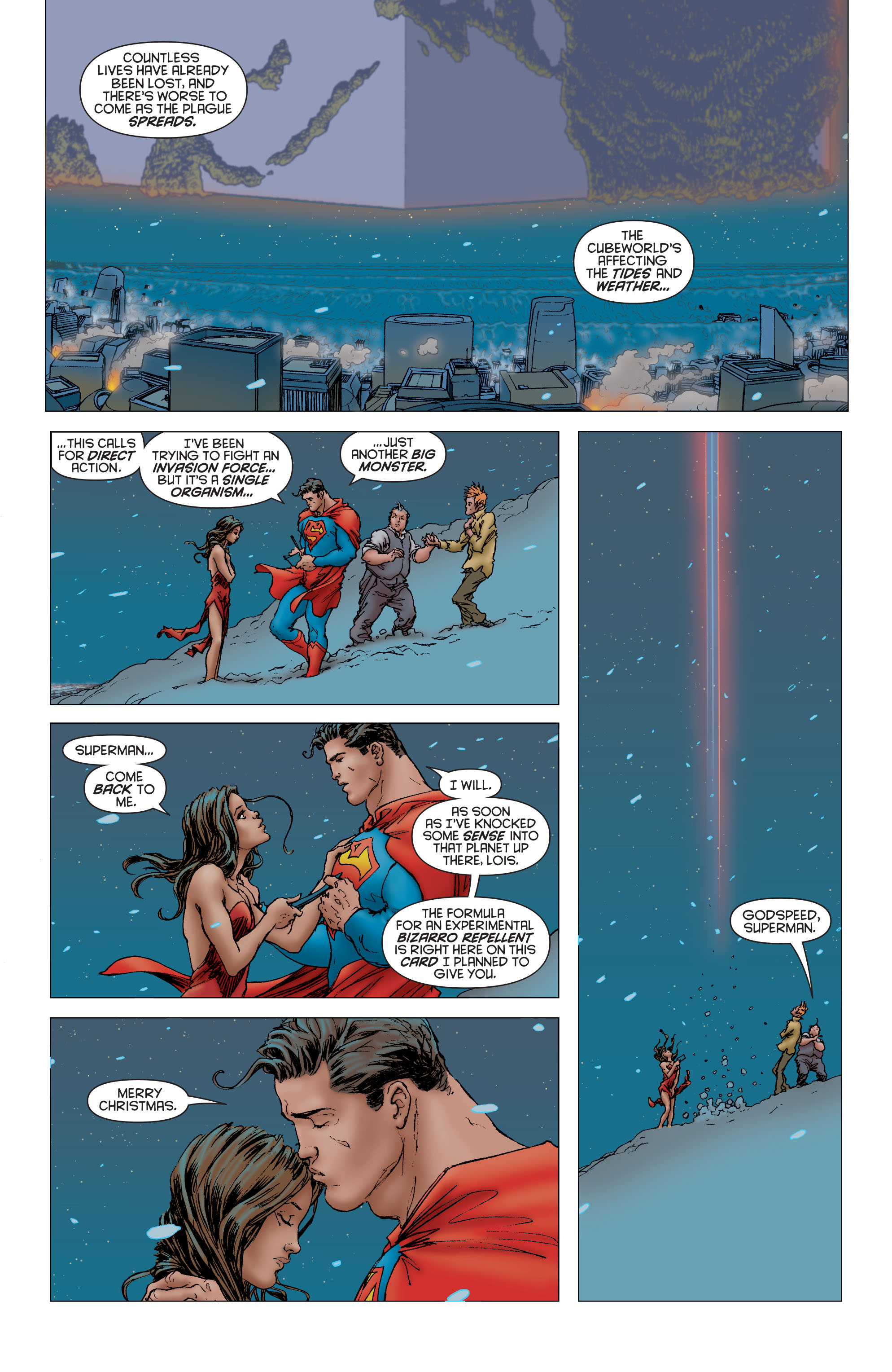 Read online All Star Superman comic -  Issue #7 - 17