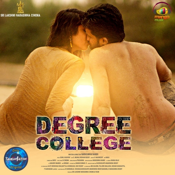DEGREE COLLEGE (2020) Telugu 720p HDRip 1.4GB Esubs