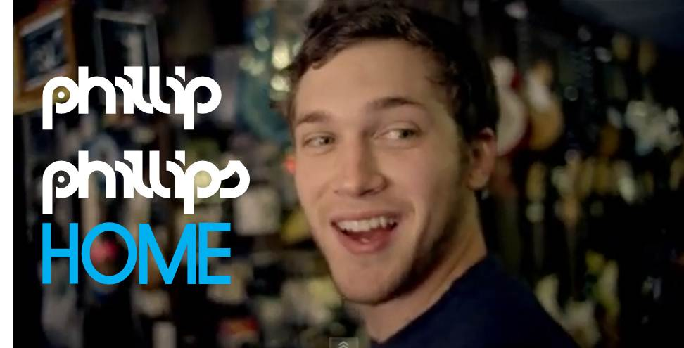 Phillip Phillips Home Official Music Video Released