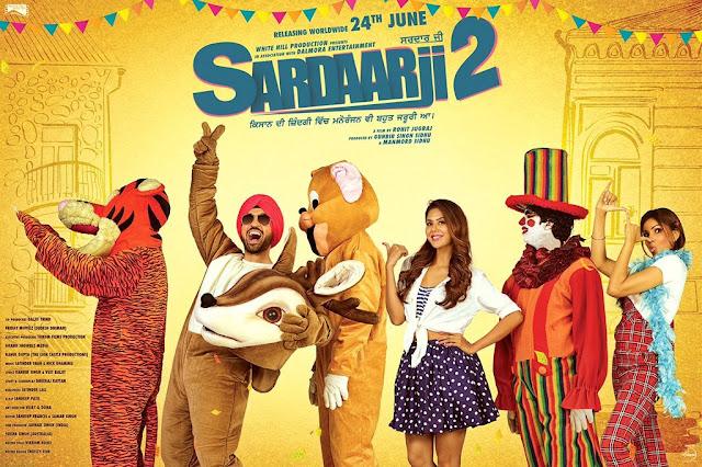 Sardaar Ji 2 - Punjabi Movie Satr casts, News, Wallpapers, Songs & Videos