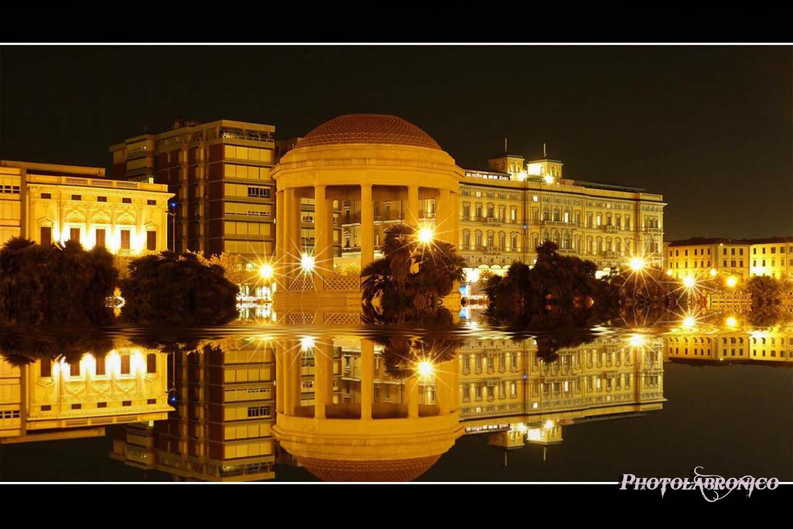 Photolabronico Fotografie del Gazebo a Livorno