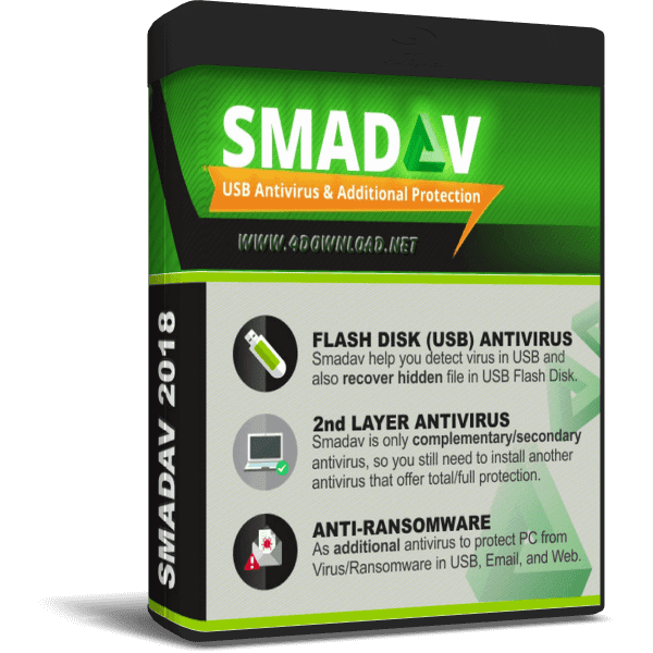 Download Smadav Pro 2019 Rev. 12.7 Full version