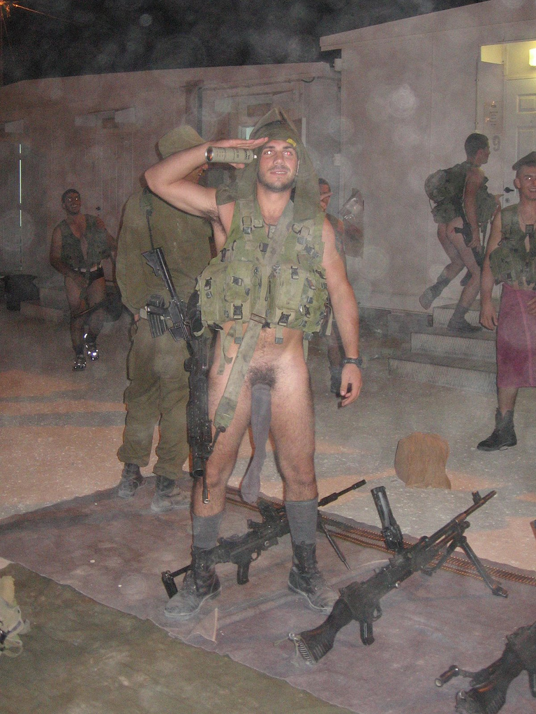 Female Israeli Soldiers Pictures Nude 2