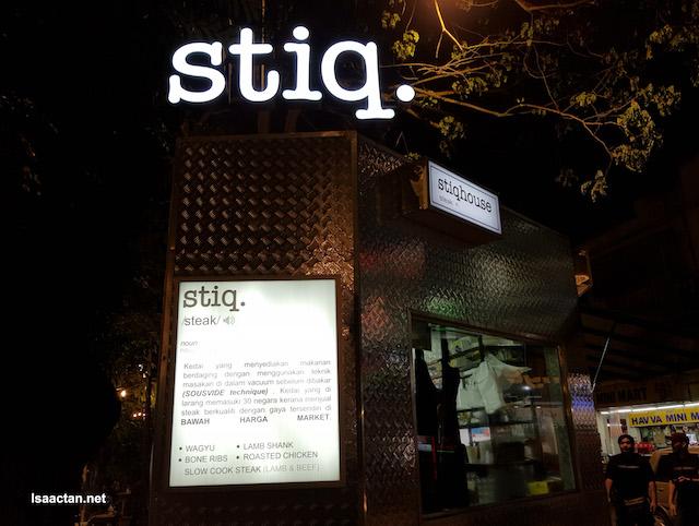 Meat Galore, Good Quality Noms @ STIQ, Wangsa Maju