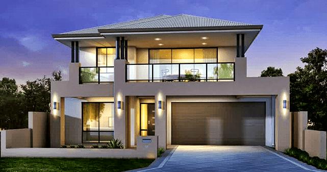 Desain Rumah Minimalis 2 Lantai 6x15  Rumah Minimalis