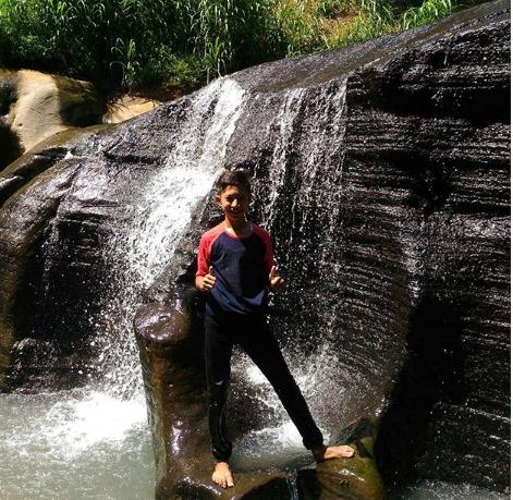 Keindahan Wisata Air Terjun Sukaraja Bengkulu Petani Adv