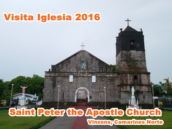 Saint Peter the Apostle Church in Vinzons, Camarines Norte