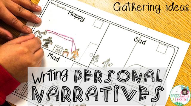 Writing Personal Narratives