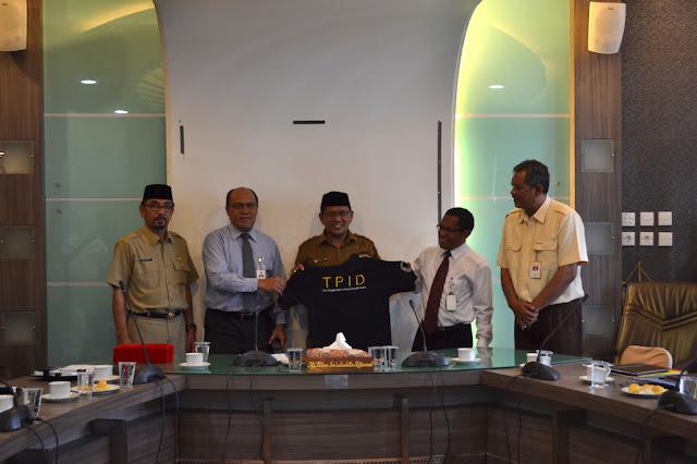 TPID Banda Aceh Teraktif Se-Aceh, Ini Indikatornya....