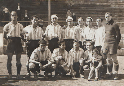 Campo de fútbol del F.C. Martinenc en 1936